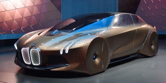 定位接近宝马X5车型 宝马推新概念车iNext