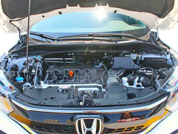不窜就不栽跟头 15万自吸发动机+CVT组合的SUV-图14