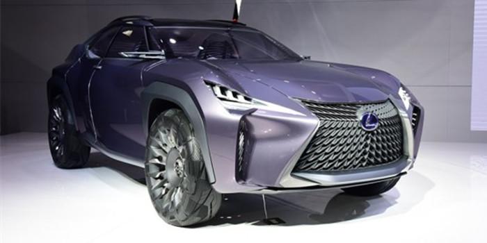 雷克萨斯UX 有望于2018日内瓦车展亮相