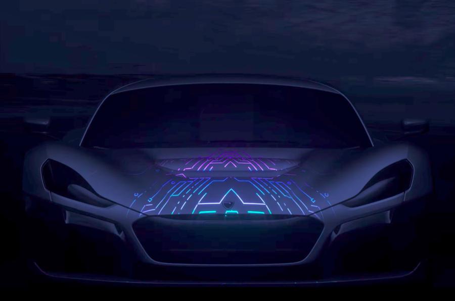 性能提升 Rimac新超跑将会亮相日内瓦车展