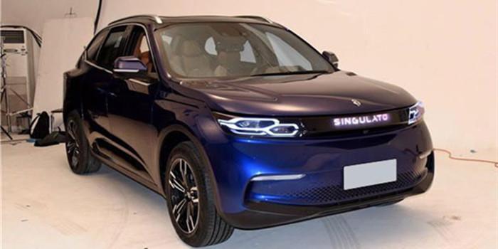 奇点iS6量产版车型最新信息 将于年底上市