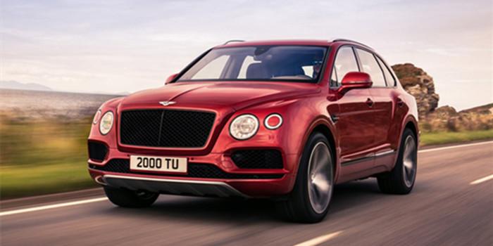 宾利添越V8汽油版 将于3月日内瓦车展首发
