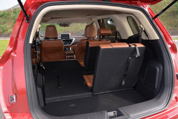 六万元起能买到的7座SUV 三款自主大空间SUV推荐-图9