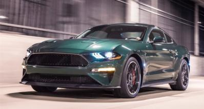 福特Mustang Bullitt
