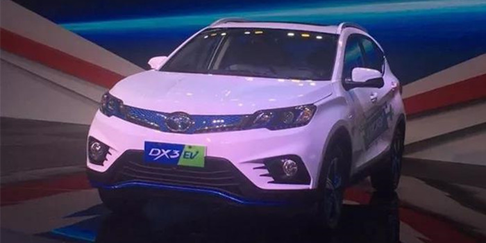 东南DX3EV、腾势500等3款电动车将在2月上市
