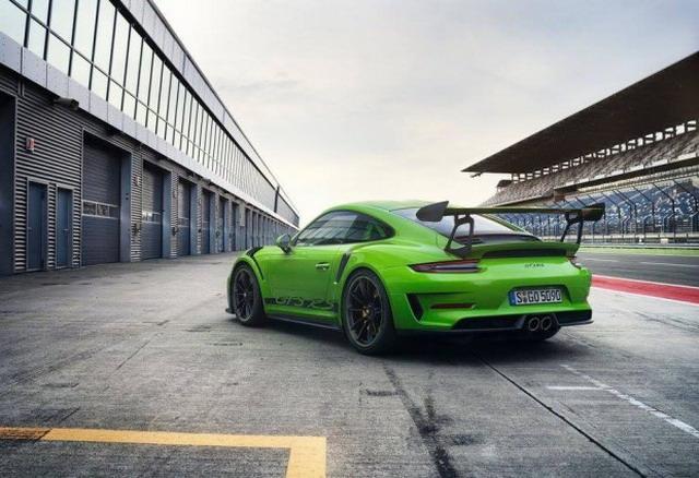 经典再延续 曝新款保时捷911 GT3 RS官图