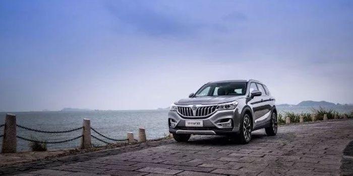 源自宝马技术支持 中华V6 SUV 十万元最佳选择