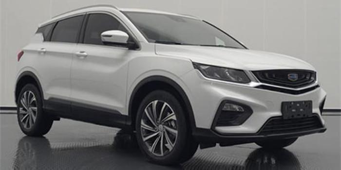 吉利将推出全新小型SUV 内部代号SX11