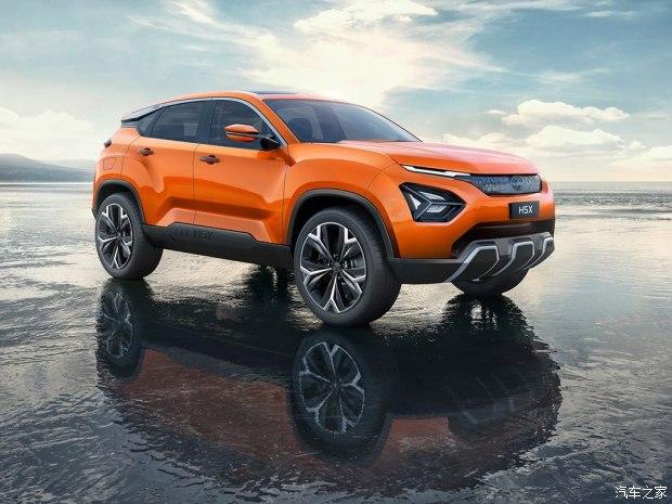 塔塔 塔塔H5X 2018款 Concept