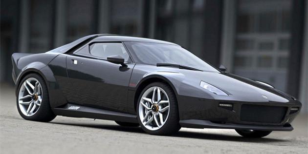 新Lancia Stratos 3月发布 致敬经典车型