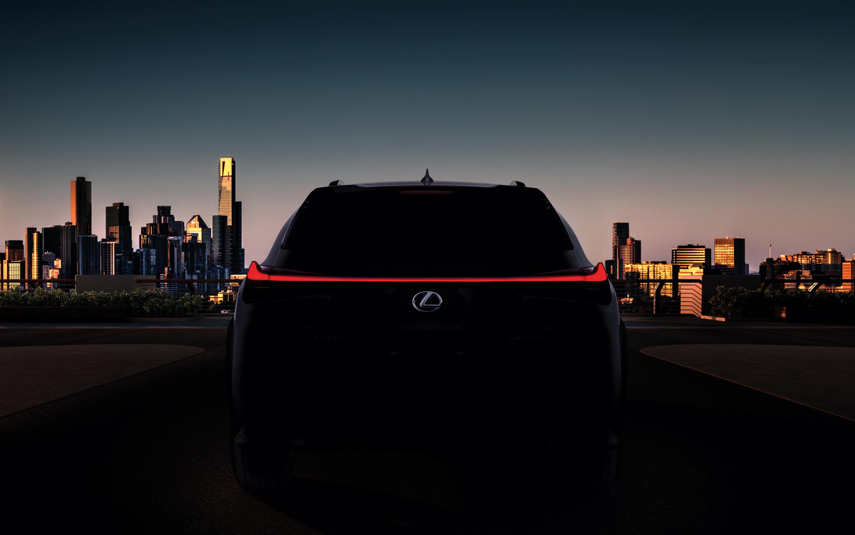 全新雷克萨斯UX将于2018日内瓦车展全球首发