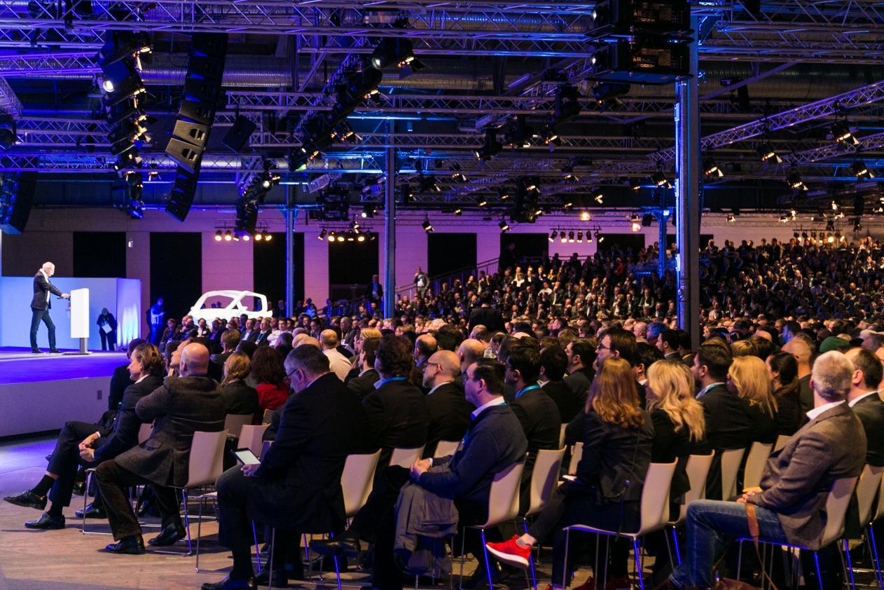 展示新能源实力 威马亮相世界物联网大会