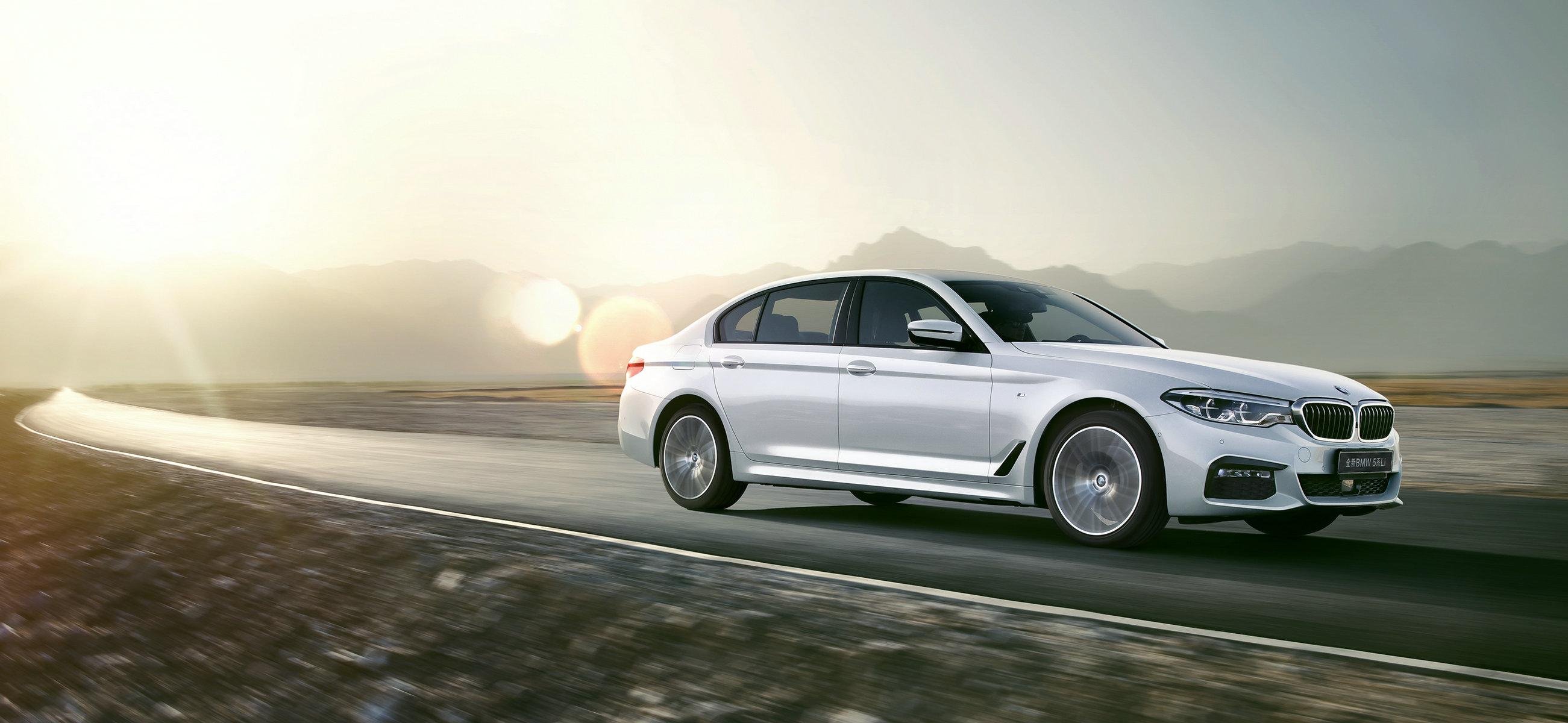 2018款全新BMW 5系Li上市 43.99万元起售