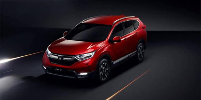 欧版CR-V将亮相日内瓦车展 今年秋季上市