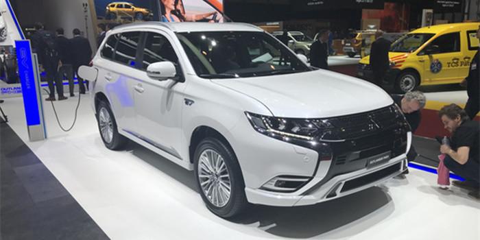 新款欧蓝德/欧蓝德PHEV于日内瓦车展正式发布