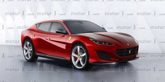 法拉利计划明年推出混动车型