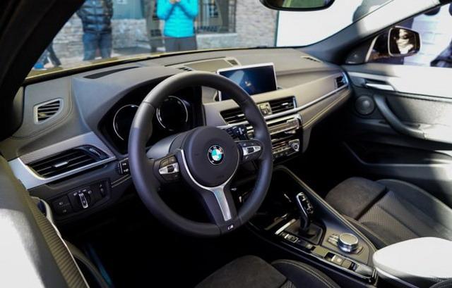 宝马X2车型国内正式亮相 搭载1.5T/2.0T动力