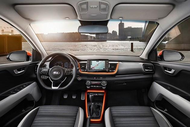 国产起亚Stonic将于北京车展亮相 预计8月上市
