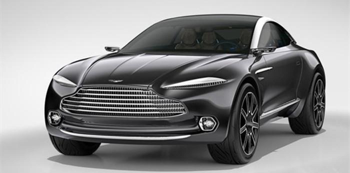 或名Varekai 阿斯顿·马丁SUV最快2019年发布