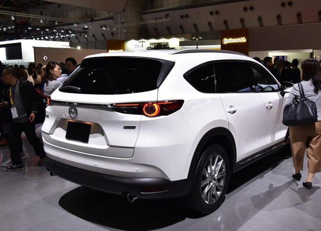 马自达CX-8北京车展将亮相 两种座椅布局