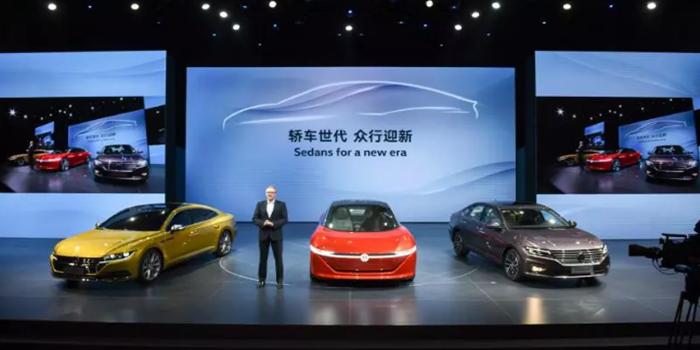 大众展示全新电动平台 2025年实现5级全自动驾驶