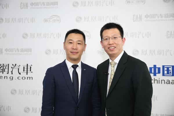 刘海权:海马从产品到技术是一次全新的布局