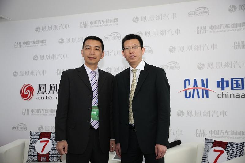 一汽海马李琼武:欲借海南政策东风发展新能源汽车