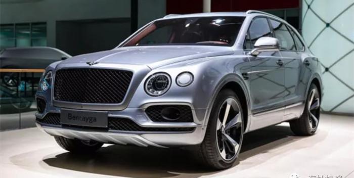 添越SUV V8车型北京车展首发 售价268万元