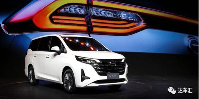 传祺GM6全球首发 从中国品牌加速到世界品牌