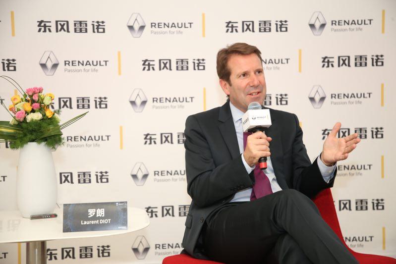 东风雷诺罗朗:未来五年内导入9款国产车型