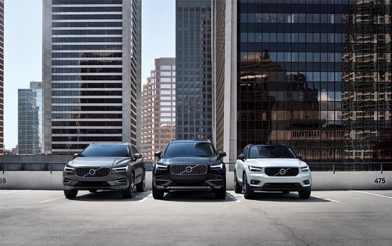 沃尔沃汽车4月全球销量同比增长12.2%