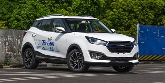 众泰T300 EV将5-6月上市 或售10万元左右