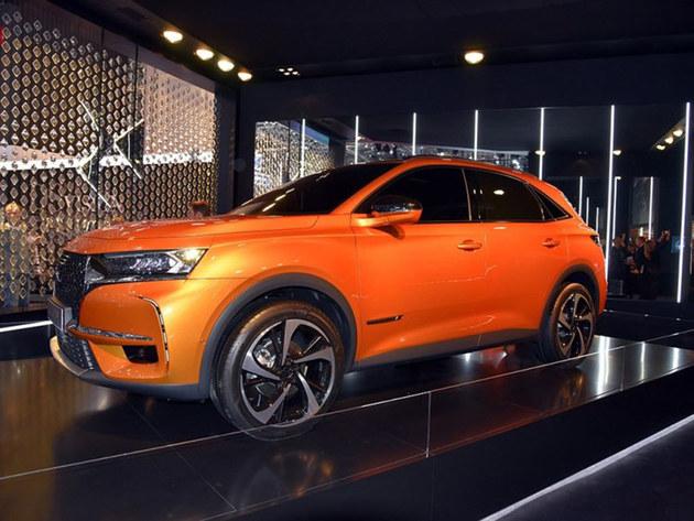 DS新能源计划曝光 未来均为新能源车型