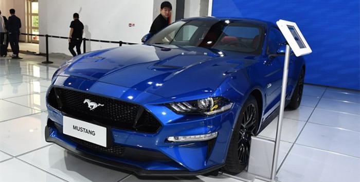 福特新款Mustang将于5月底上市 搭载10AT