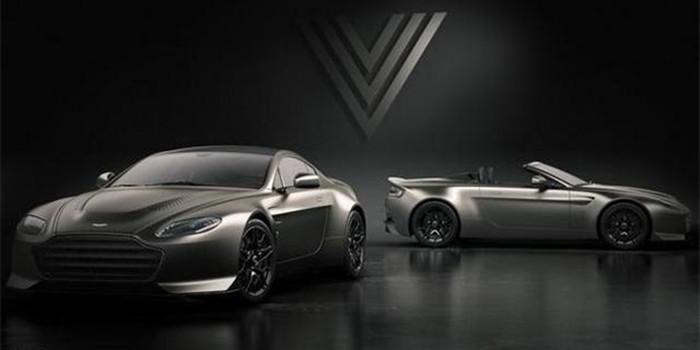 阿斯顿马丁V12 Vantage V600官图发布