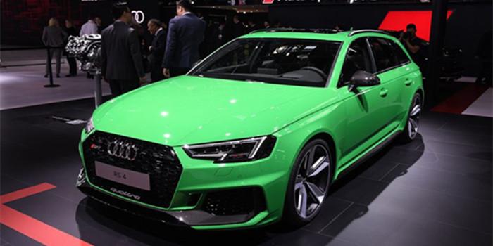 预售价91万元 奥迪全新RS 4 Avant将于9月国内上市
