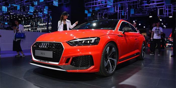 全新奥迪RS 5 Coupe将9月正式在国内上市