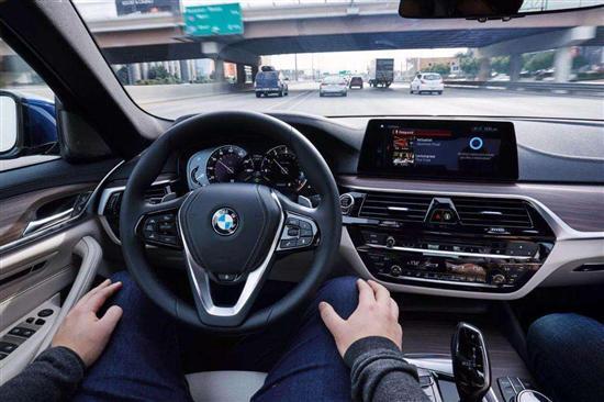 宝马获中国首张国际汽车制造商自动驾驶路试牌照