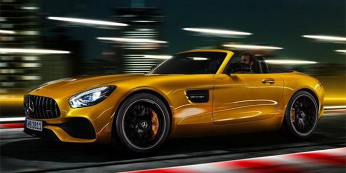 极速308km/h AMG GT S Roadster官图发布