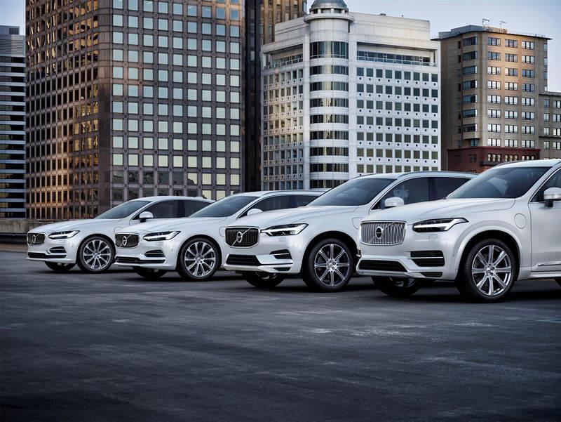 全新S60将摒除柴油动力 助沃尔沃全面电气化