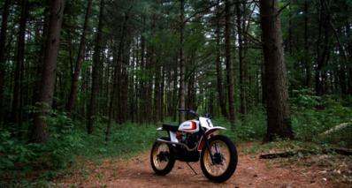 复古越野摩托车了解一下?