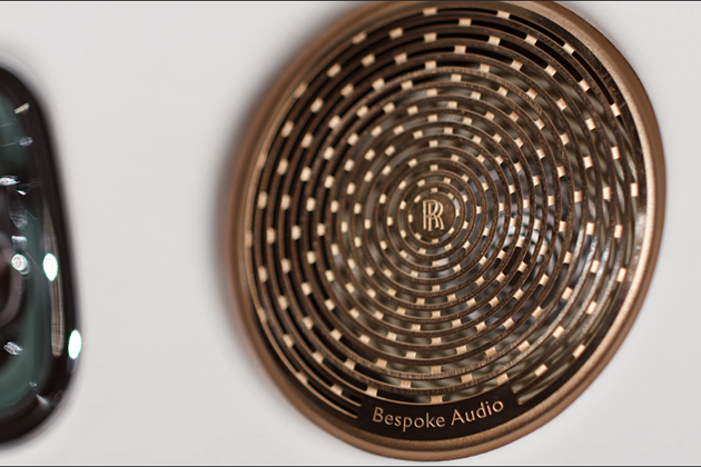 劳斯莱斯曜影天籁灵境特别版发布 搭Bespoke Audio定制音响