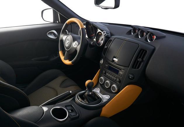 日产的漂移之王 日产370Z Heritage Edition官图曝光