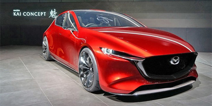 新马自达3或于洛杉矶车展首发 明年上市