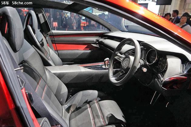 19年上市 新马自达3或于洛杉矶车展首发