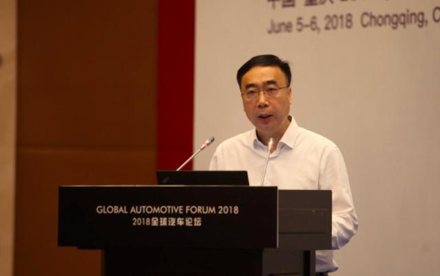 奇瑞贾亚权:打造国际化品牌是中国汽车发展的趋势