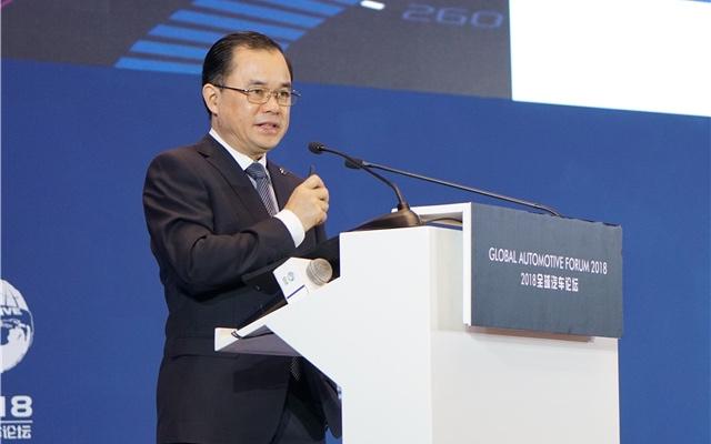 朱华荣:未来3-5年造车新势力90%将成为先烈