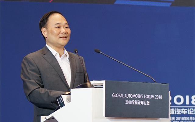 李书福:让更多资本进汽车行业竞争,做实业不要想赚快钱