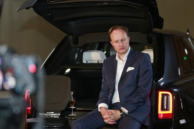劳斯莱斯设计总监离职 曾主导库里南SUV设计