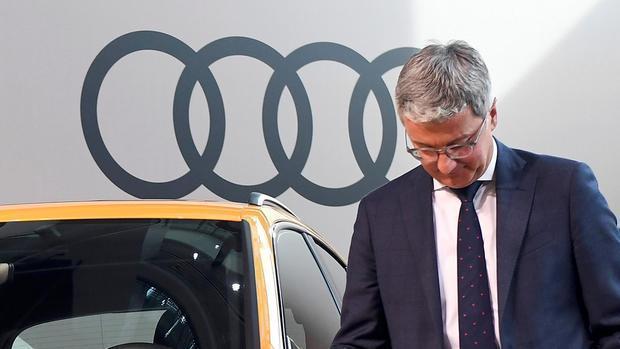大众尾气门事件新进展 奥迪CEO施泰德今晨被捕